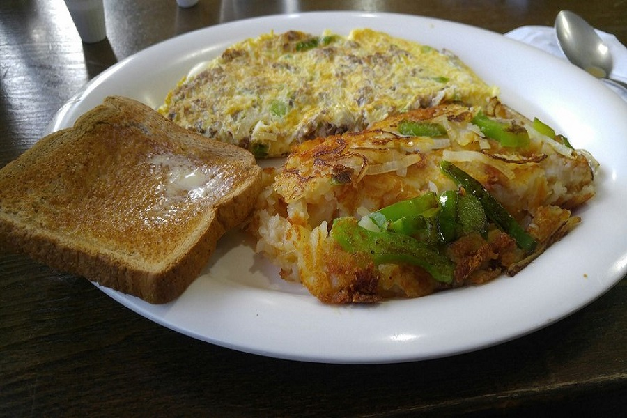 Cedar Park Cafe. | Photo: Stuart T./Yelp