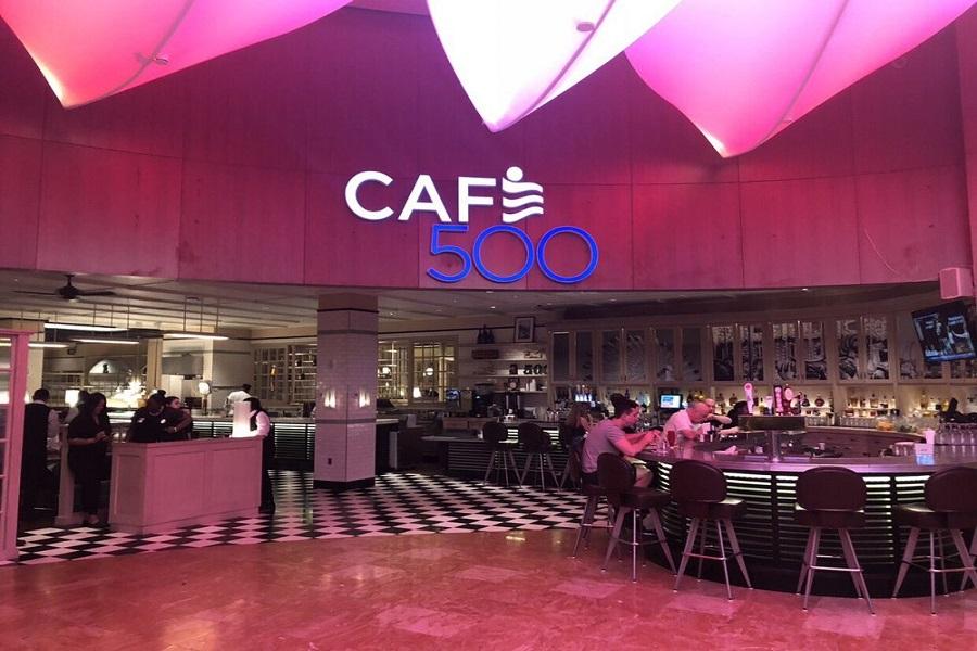 Cafe 500. | Photo: Matt F./Yelp
