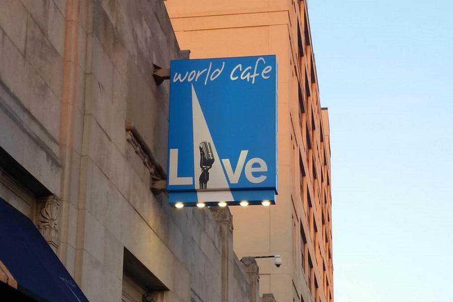 World Cafe Live. | Photo: Kenneth K./Yelp