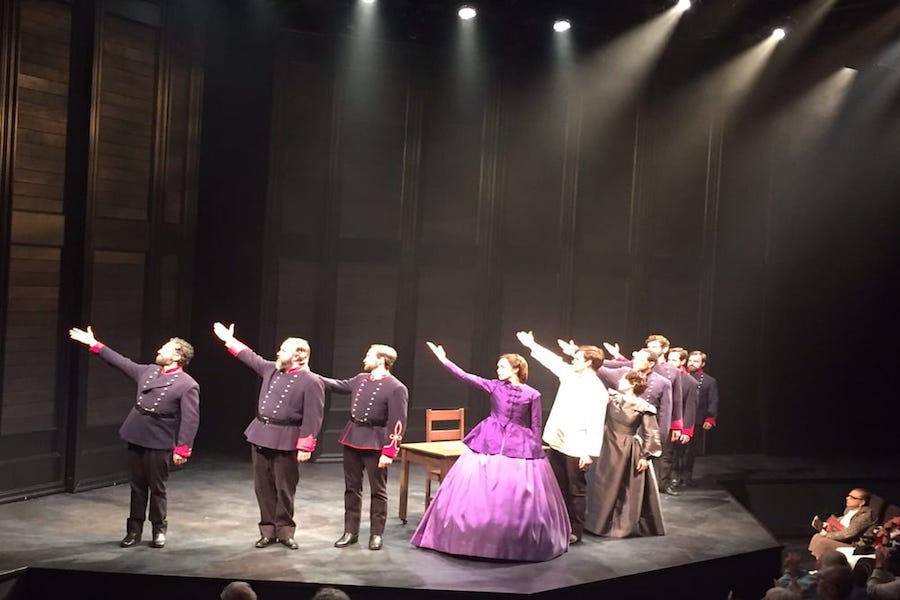 Arden Theatre Company. | Photo: Sari A./Yelp