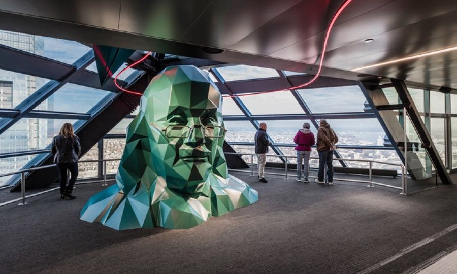 Photo: One Liberty Observation Deck/Groupon