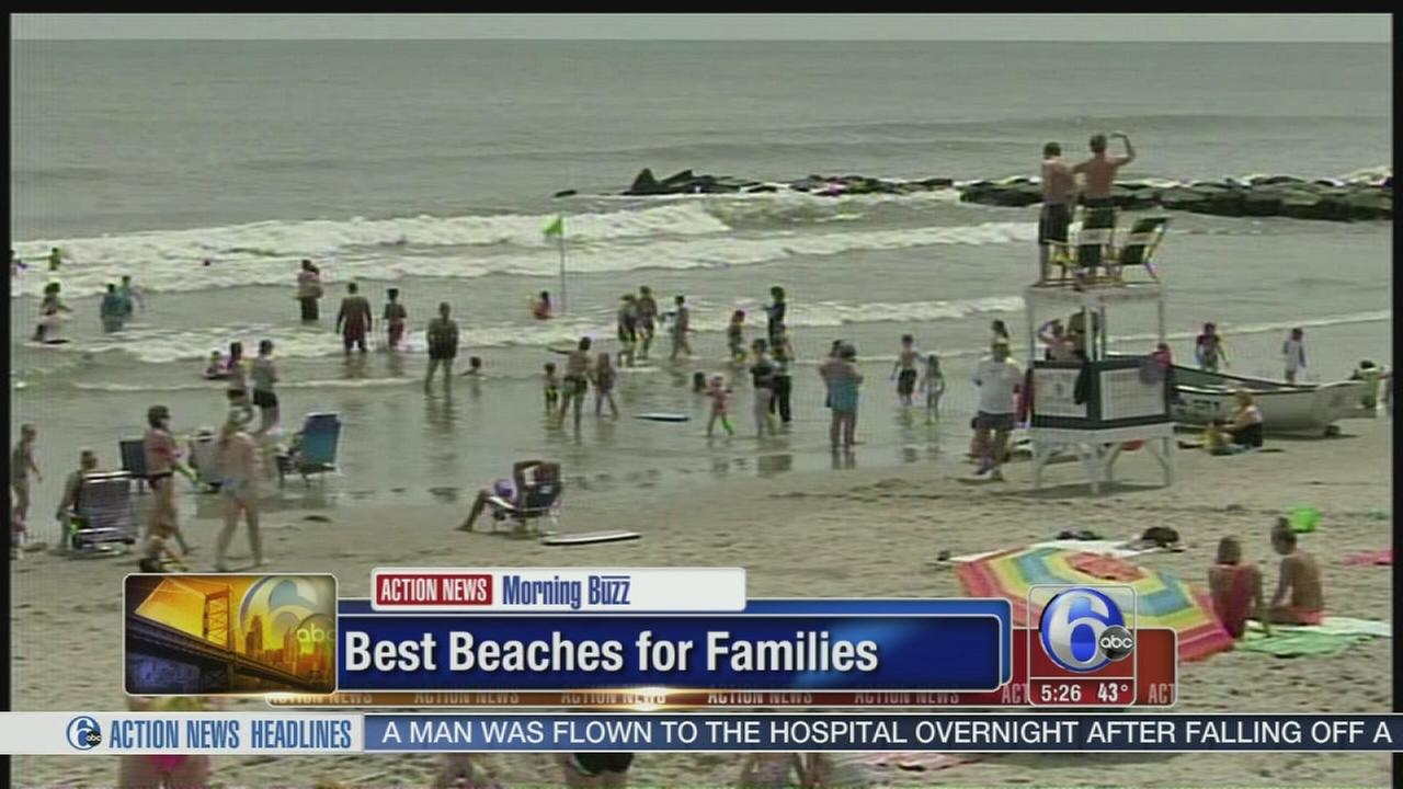 VIDEO: Cape May, N.J.  is number 1 in best family beaches