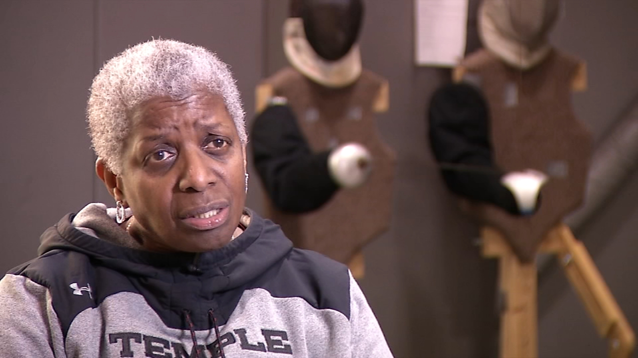 Art of Aging: Woman leads Temples fencing team for decades. Tamala Edwards reports during Action News at 12 p.m. on January 17, 2019.