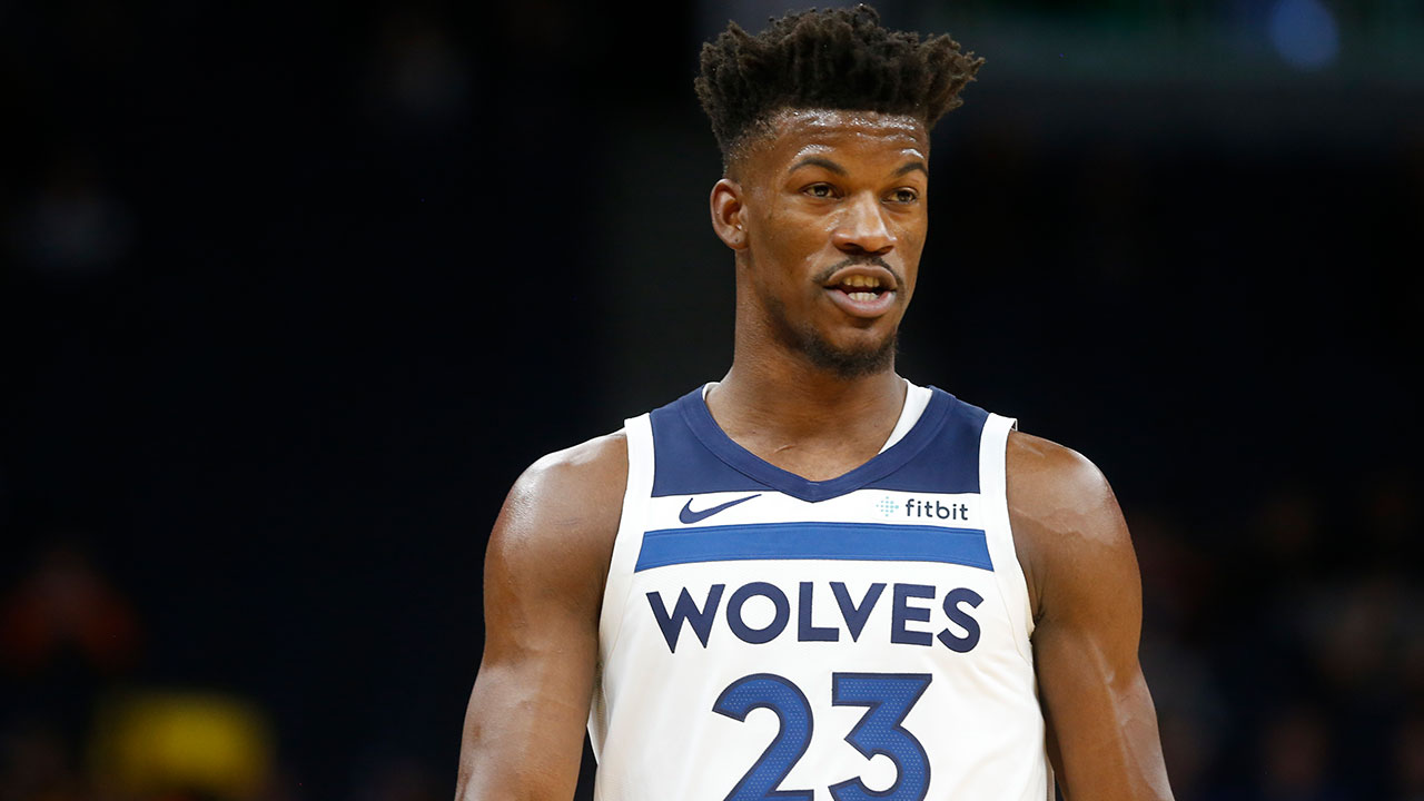 The Timberwolves have agreed to trade Jimmy Butler to the 76ers, sources told ESPN.