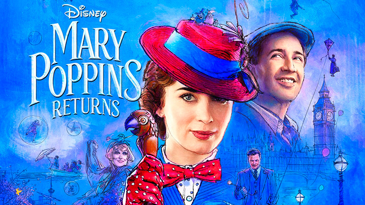 Disney's Mary Poppins Returns Screening Sweepstakes