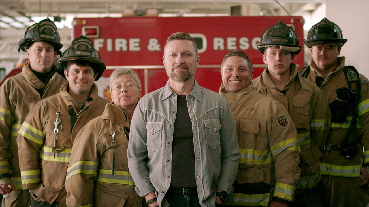 Craig Morgan joins Kidde Fire Safety
