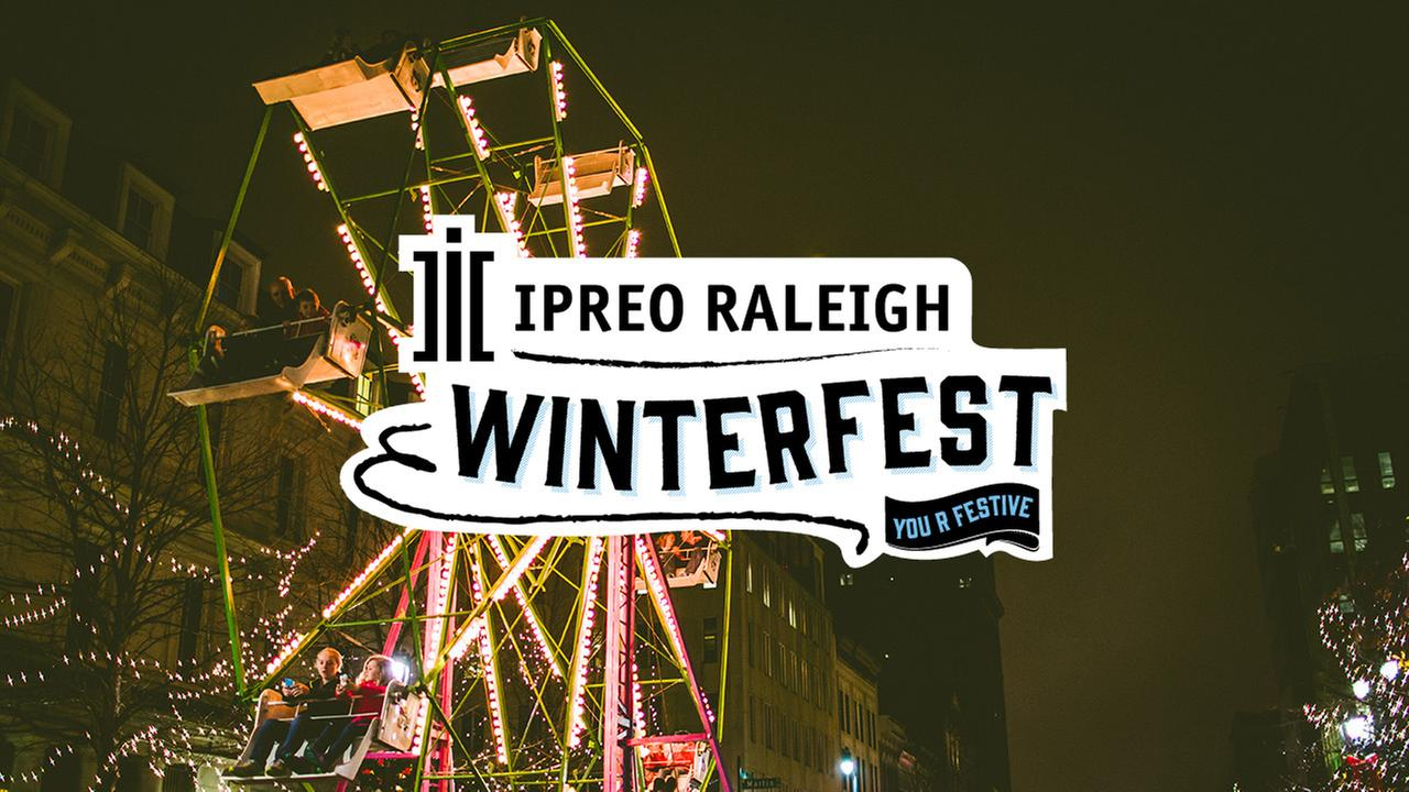 Join ABC11 for IPREO Raleigh Winterfest on December 5