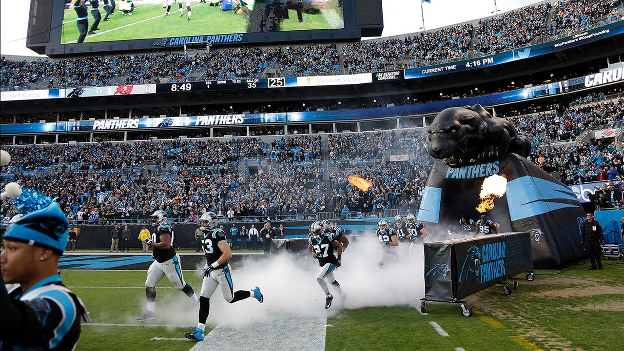 Panthers learn opponents for 2016 season