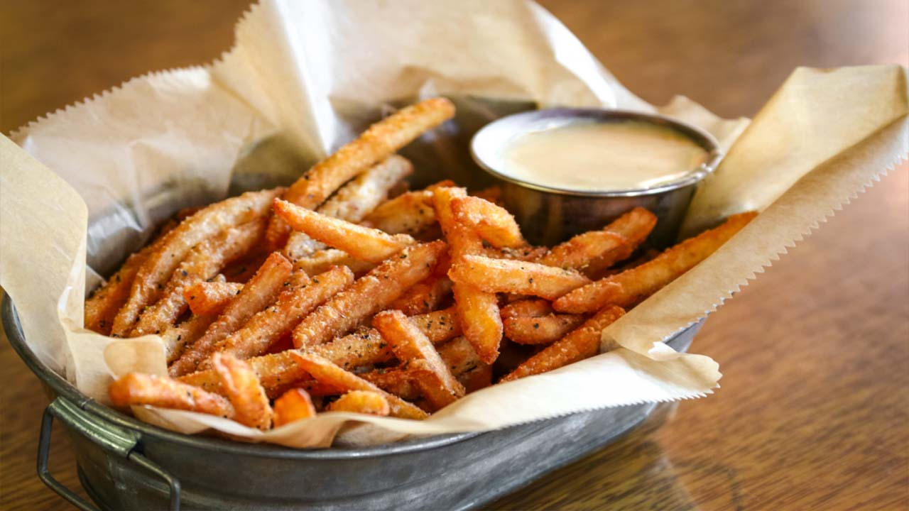 Crack Fries