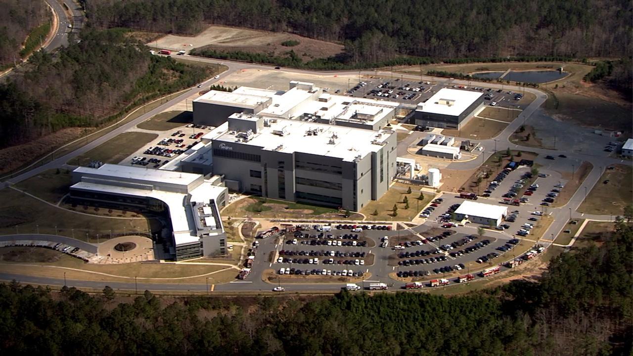 Seqirus facility in Holly Springs