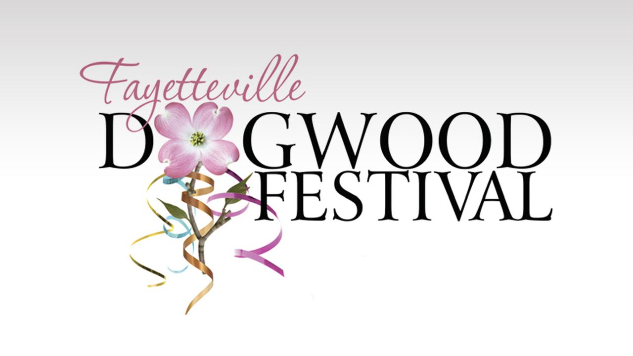 Join us at the Dogwood Festival!