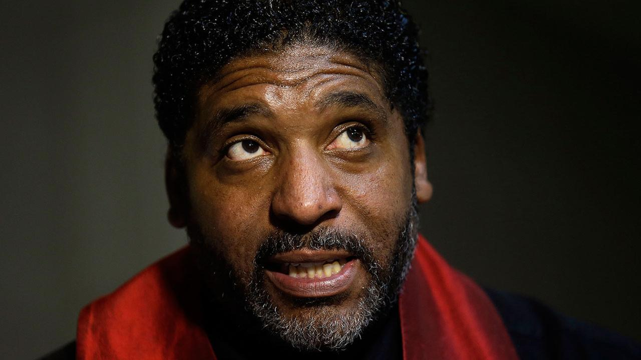 Rev. William Barber, President of the N.C. chapter of the NAACP