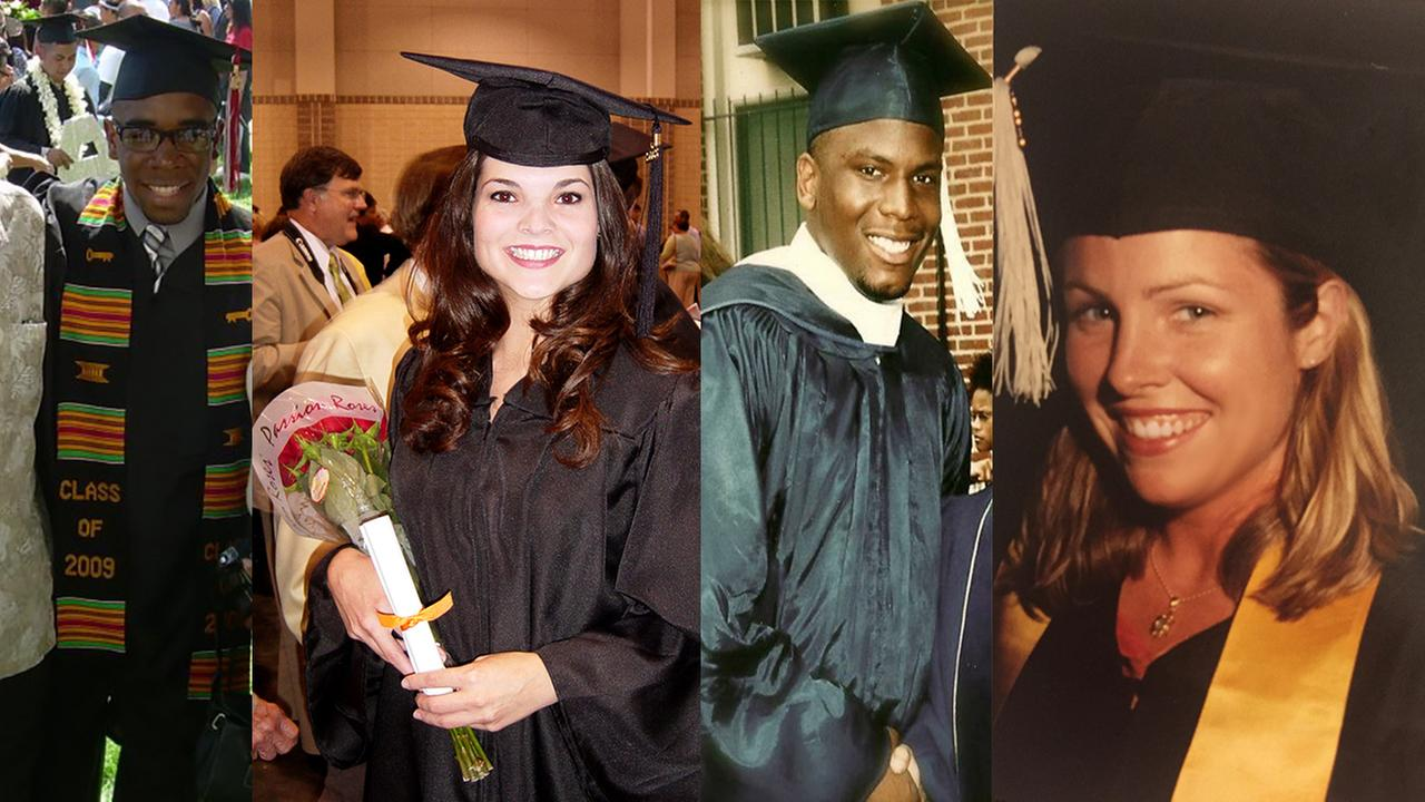 ABC11 anchors and reporters give advice to recent graduates