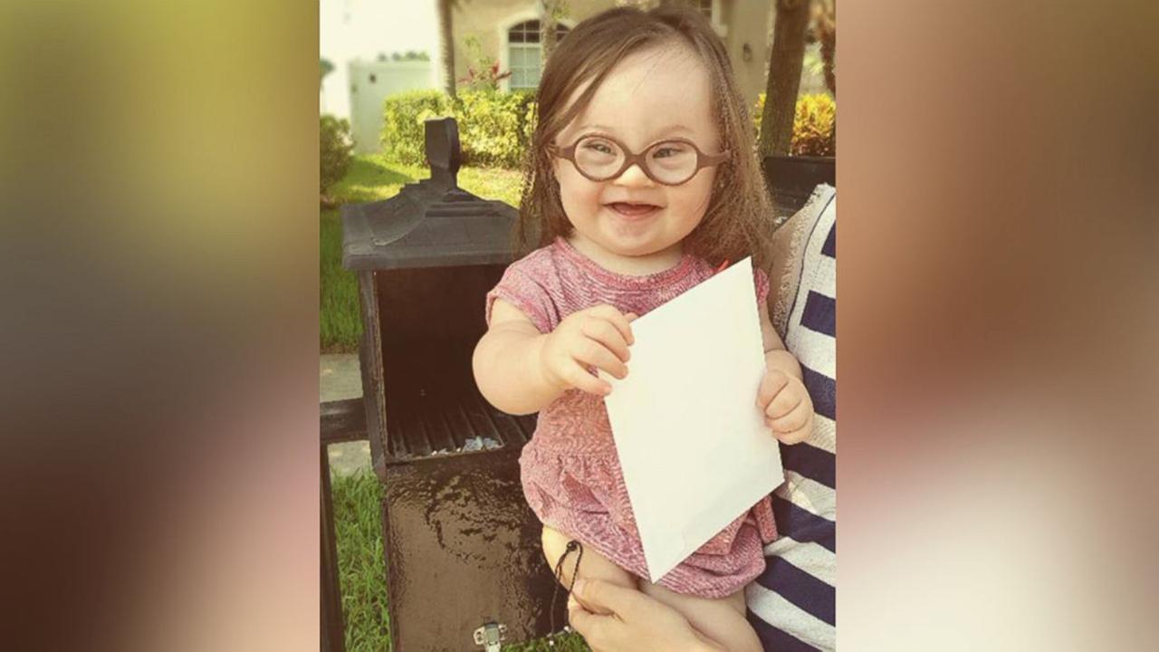 Emersyn Faith, 15 months old.