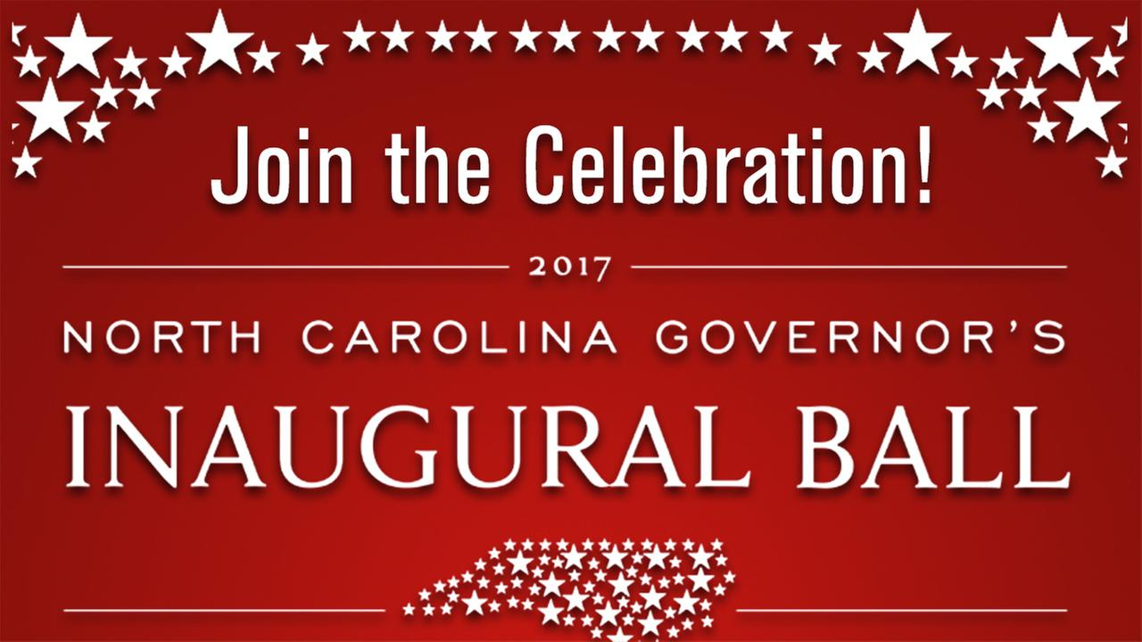 North Carolina Governor's Inaugural Ball