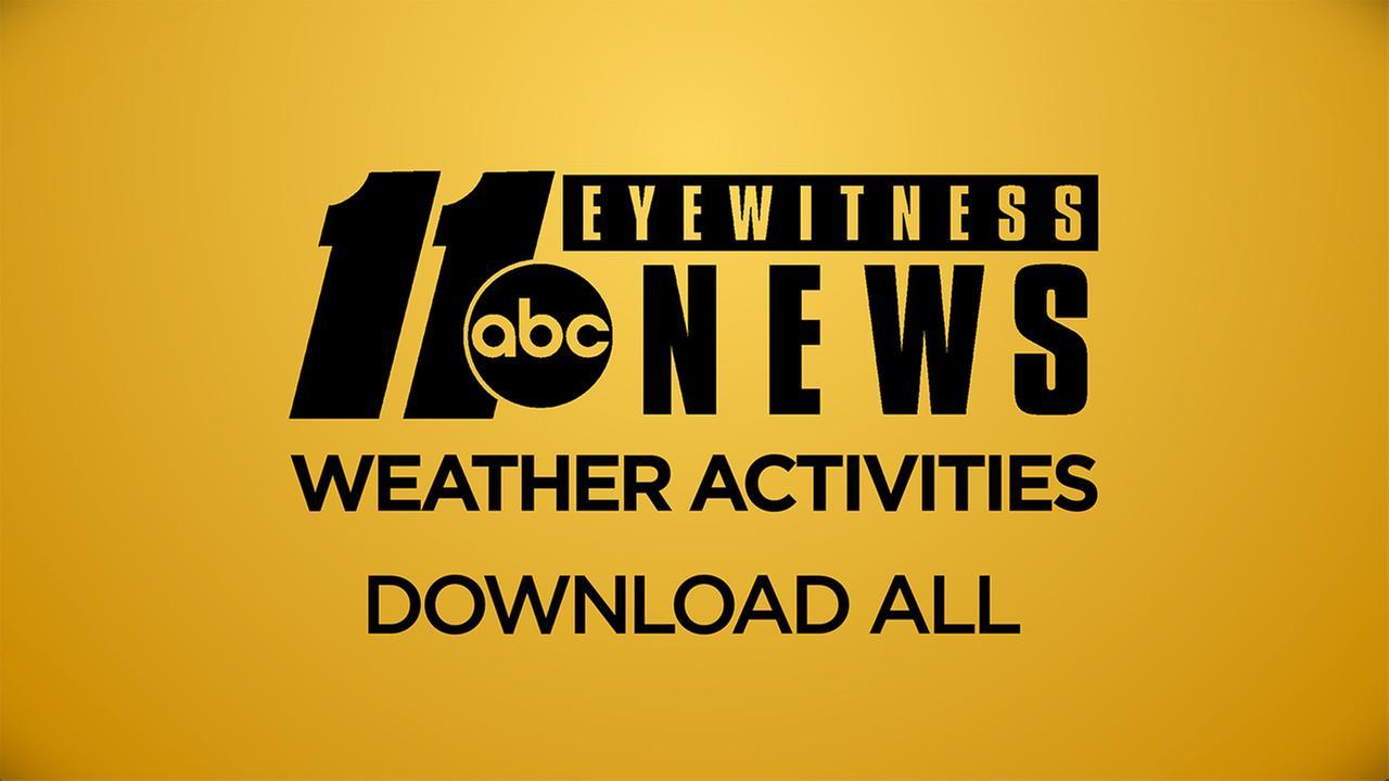 ABC11 weather activities!
