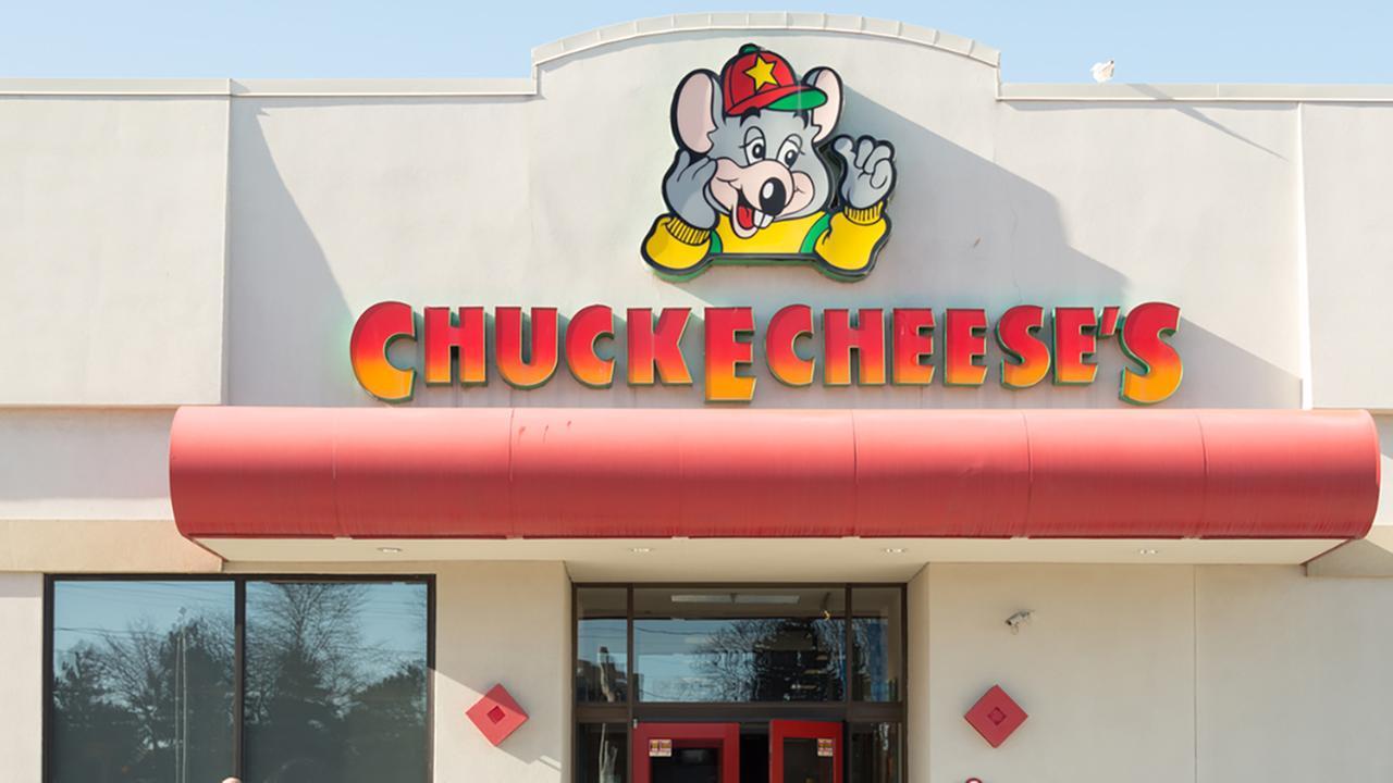 File photo of a Chuck E Cheeses restaurant