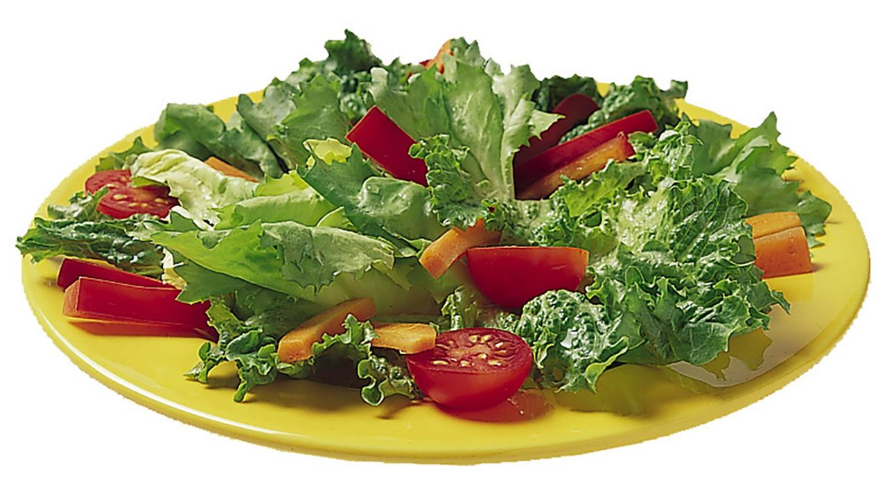 Stock photo of a salad