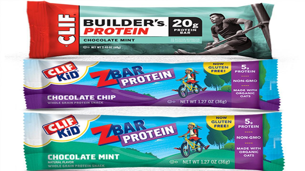 CLIF Bars recalled over nut allergy concerns