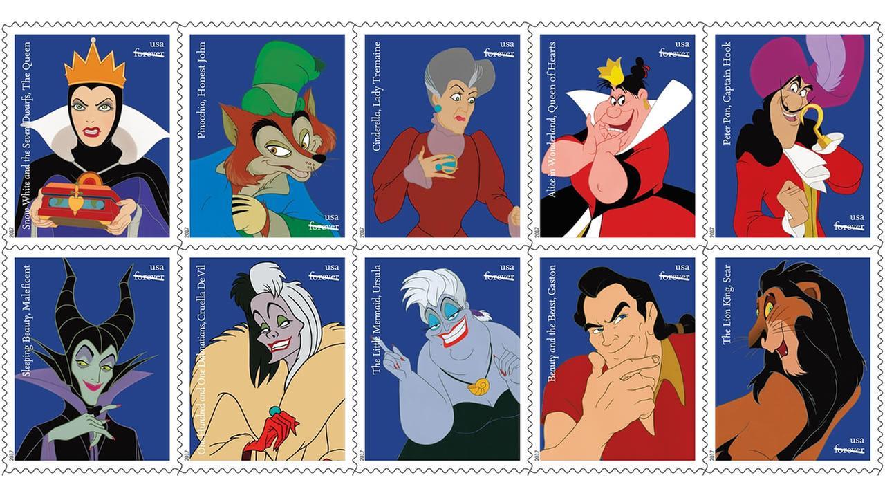 Image courtesy US Postal Service -  2017 U.S. Postal Service
