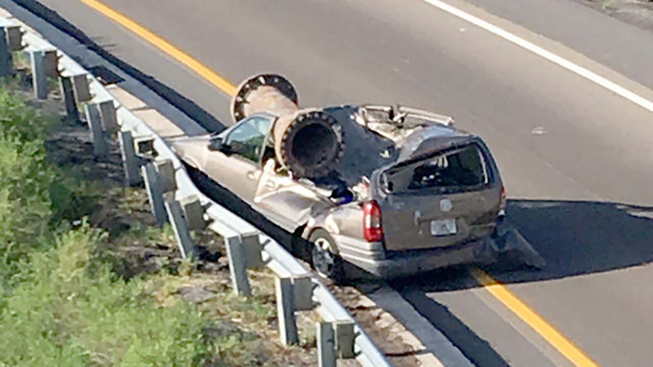 Orange County Florida Car Accidents Today