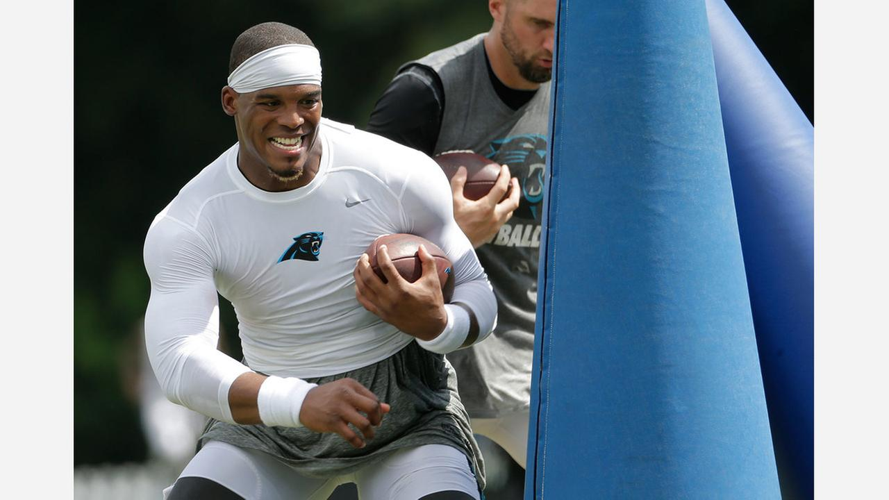 11 things to watch at Panthers training camp