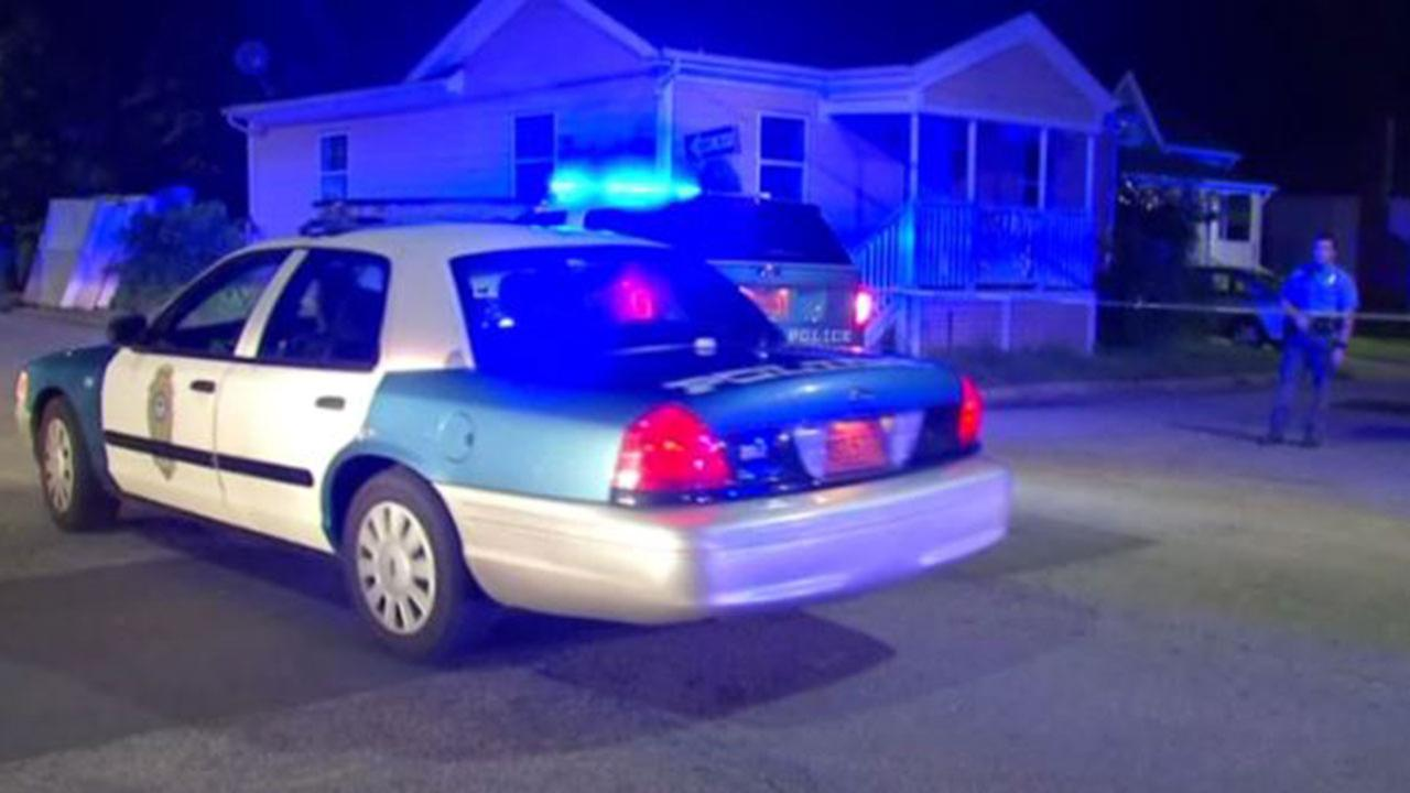 Authorities in Raleigh are investigating a shooting on East Cabarrus Street near Alston Street.