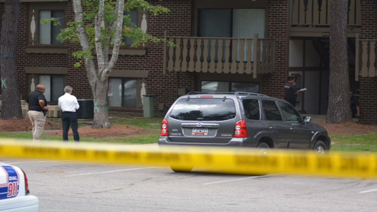 Fayetteville police are investigating a deadly shooting at the Lake in the Pines apartment complex on Tamarack Drive.