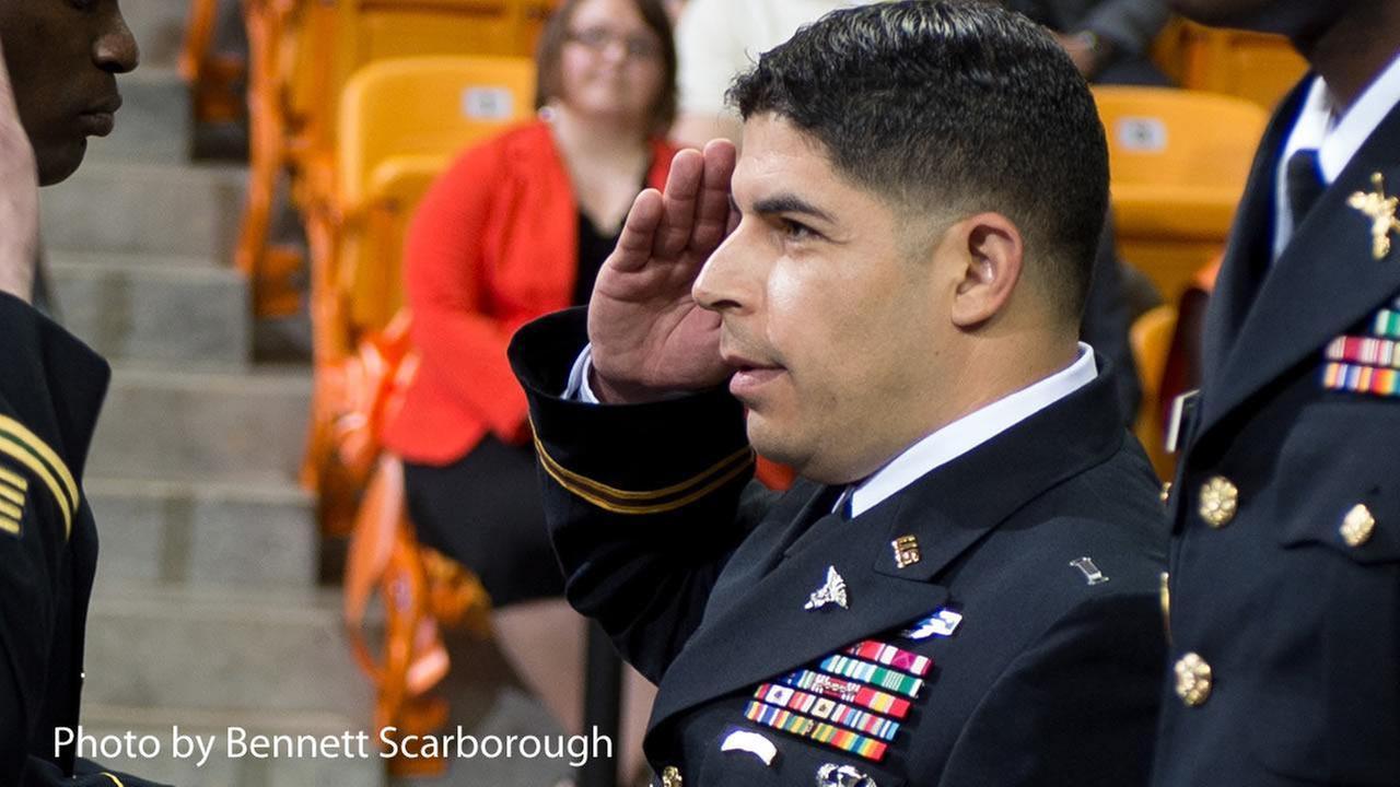 Second Lieutenant John Arroyo