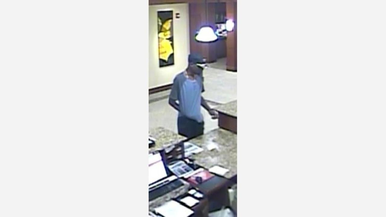 Man wanted for robbing Durham hotel