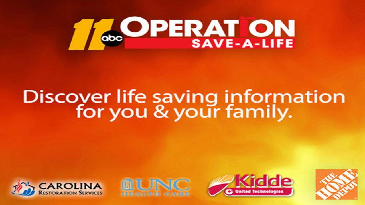 Operation Save A Life Offers Thousands of Smoke Alarms to North Carolina Citizens