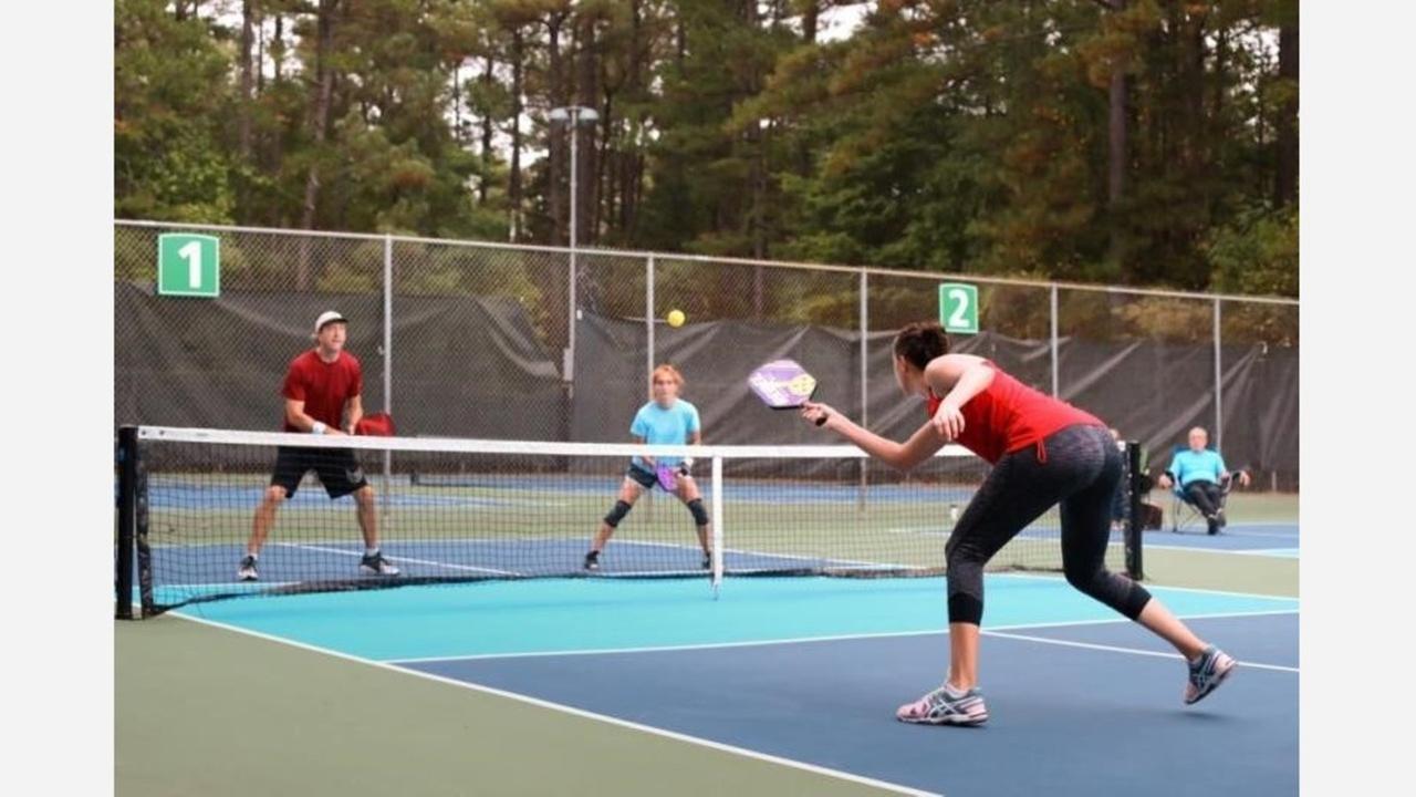 Chapel Hill declares first pickleball tournament a success