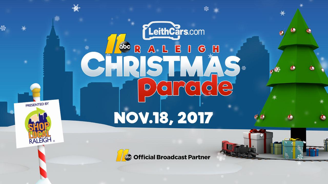 Raleigh Christmas Parade FAQs
