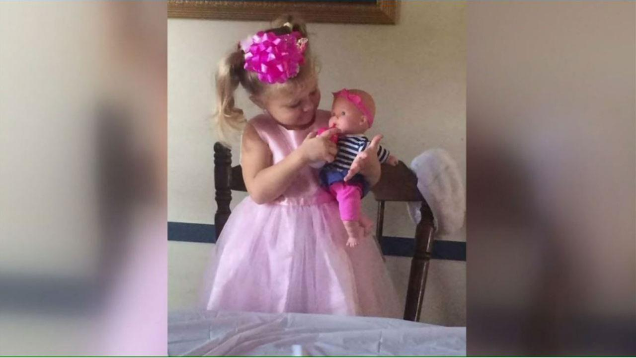 Missing 3-year-old Mariah Woods