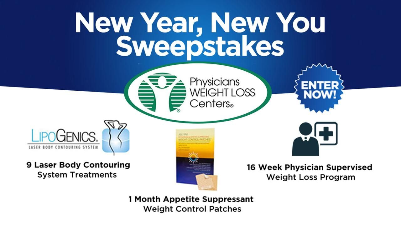 Enter to Win: New Year, New You Sweepstakes