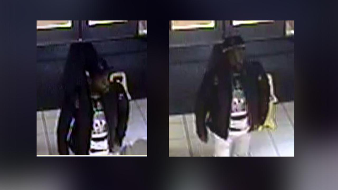 Police need help identifying man accused of shooting woman at Northgate Mall