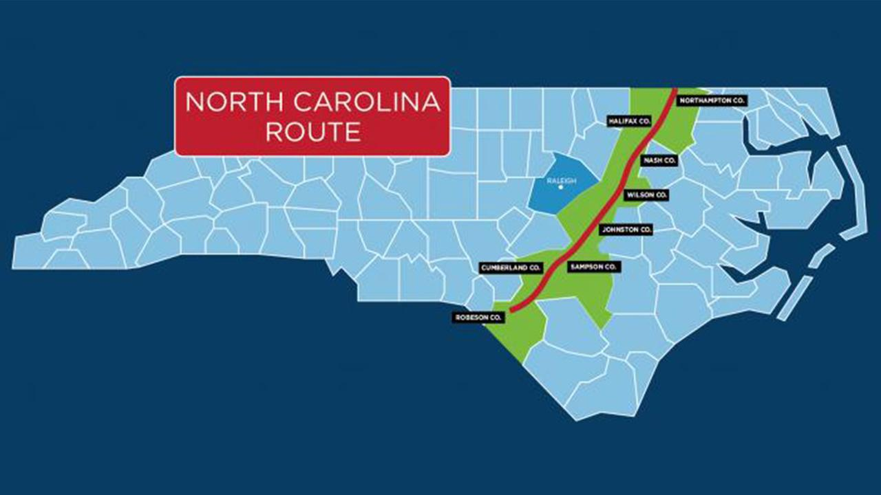 NC issues major water permit for Atlantic Coast Pipeline project