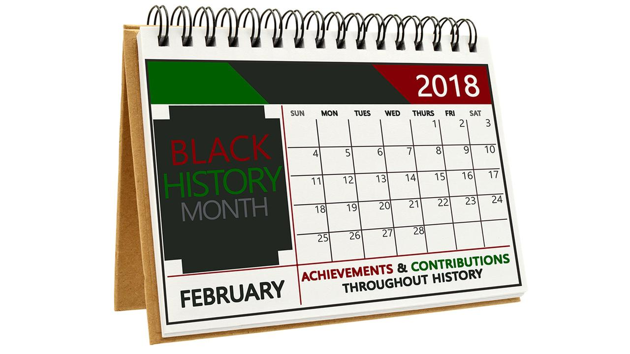 Black History Month events 2018