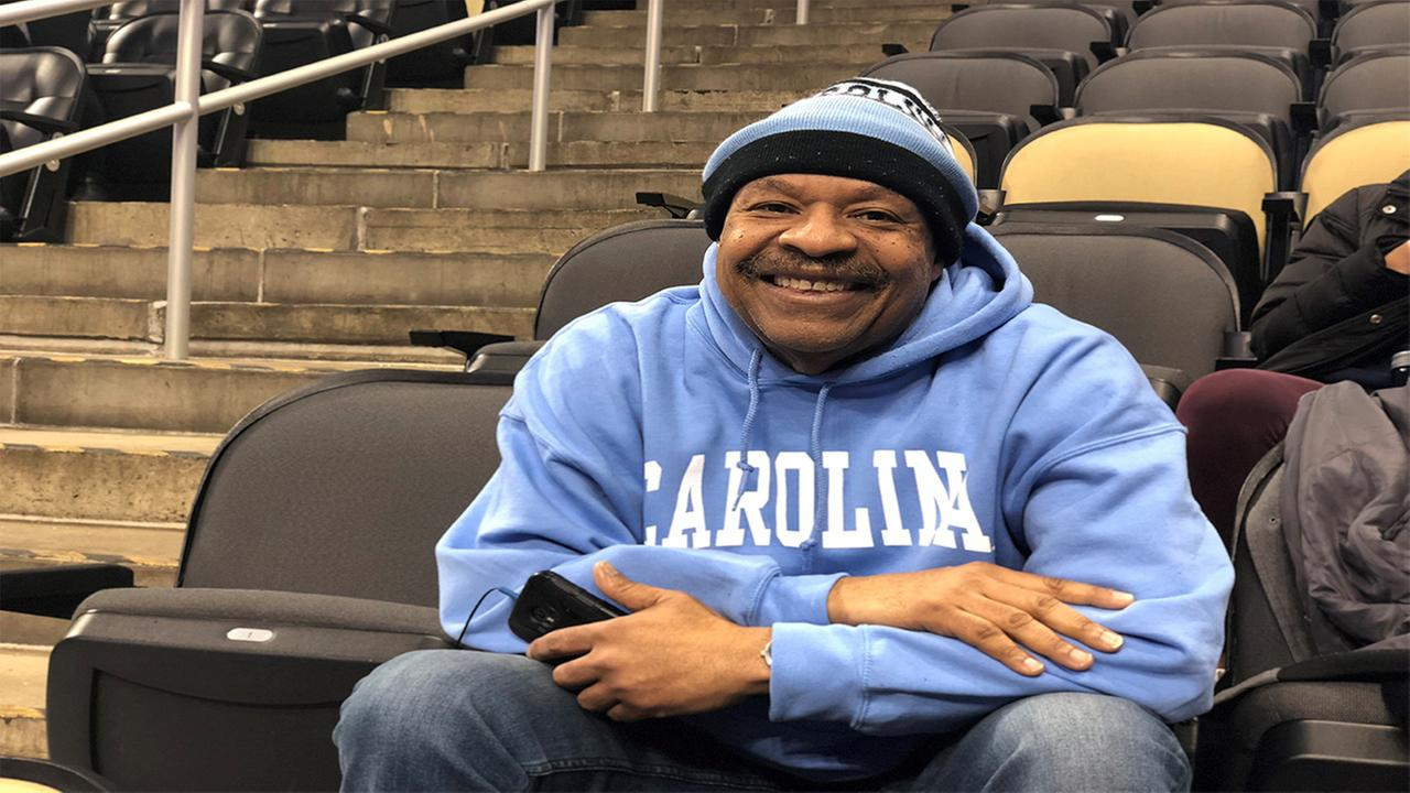 Ernie Moorer, a Pennsylvania native, grew up a Carolina fan and lived in Charlotte.