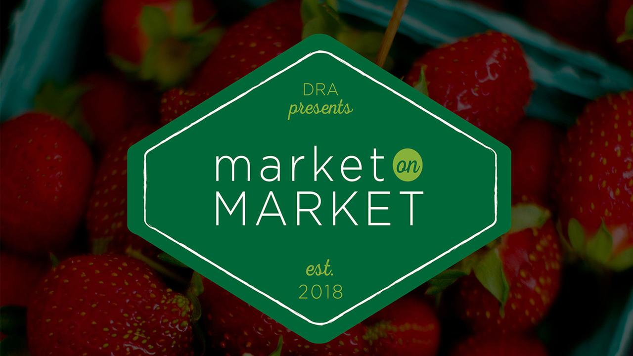 Market on Market kicks off May 9 in Downtown Raleigh