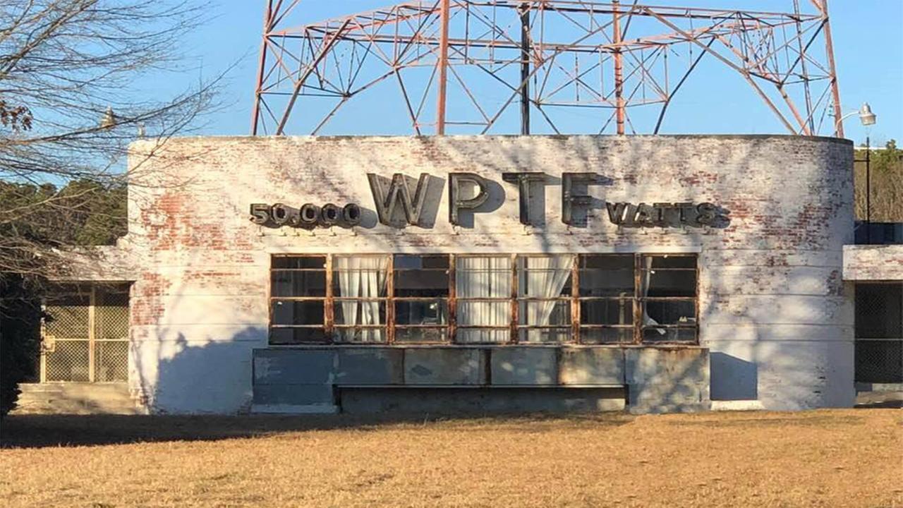 WPTF radio station