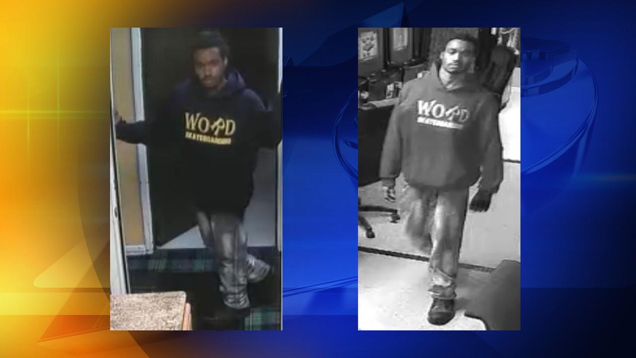 Raleigh police seek public's help identifying, locating man accused of tasing employee, robbing store