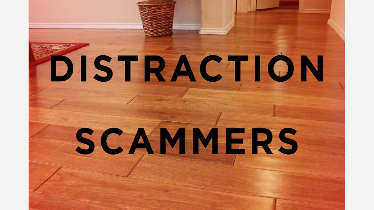 'Distraction scammers' hitting Wake County residents