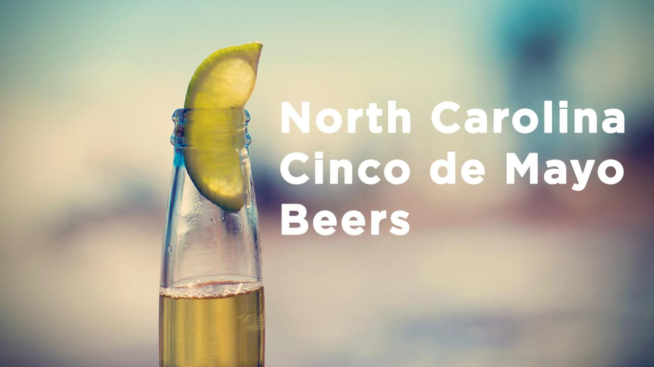 Celebrate Cinco de Mayo with a North Carolina beer!