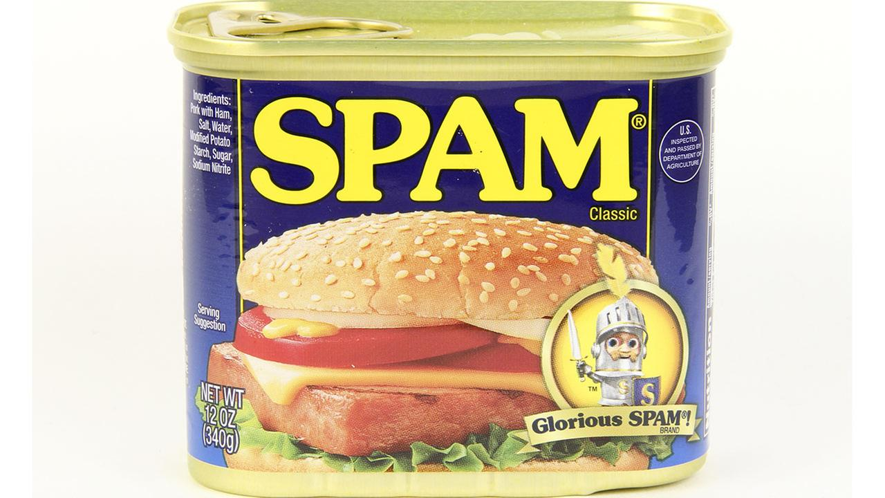 Maker of Spam recalls canned pork, chicken products