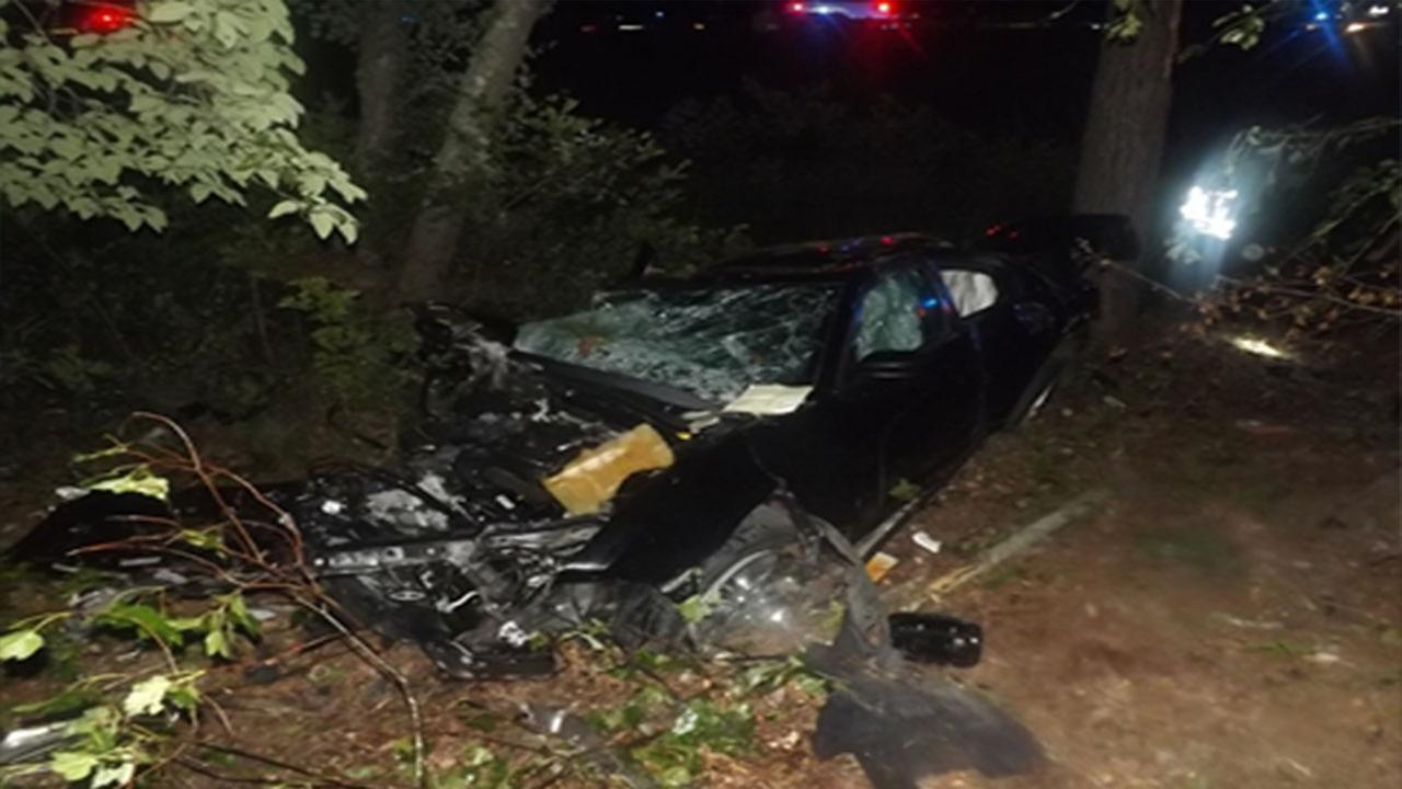 Teen injured during high-speed chase, wreck in Moore County