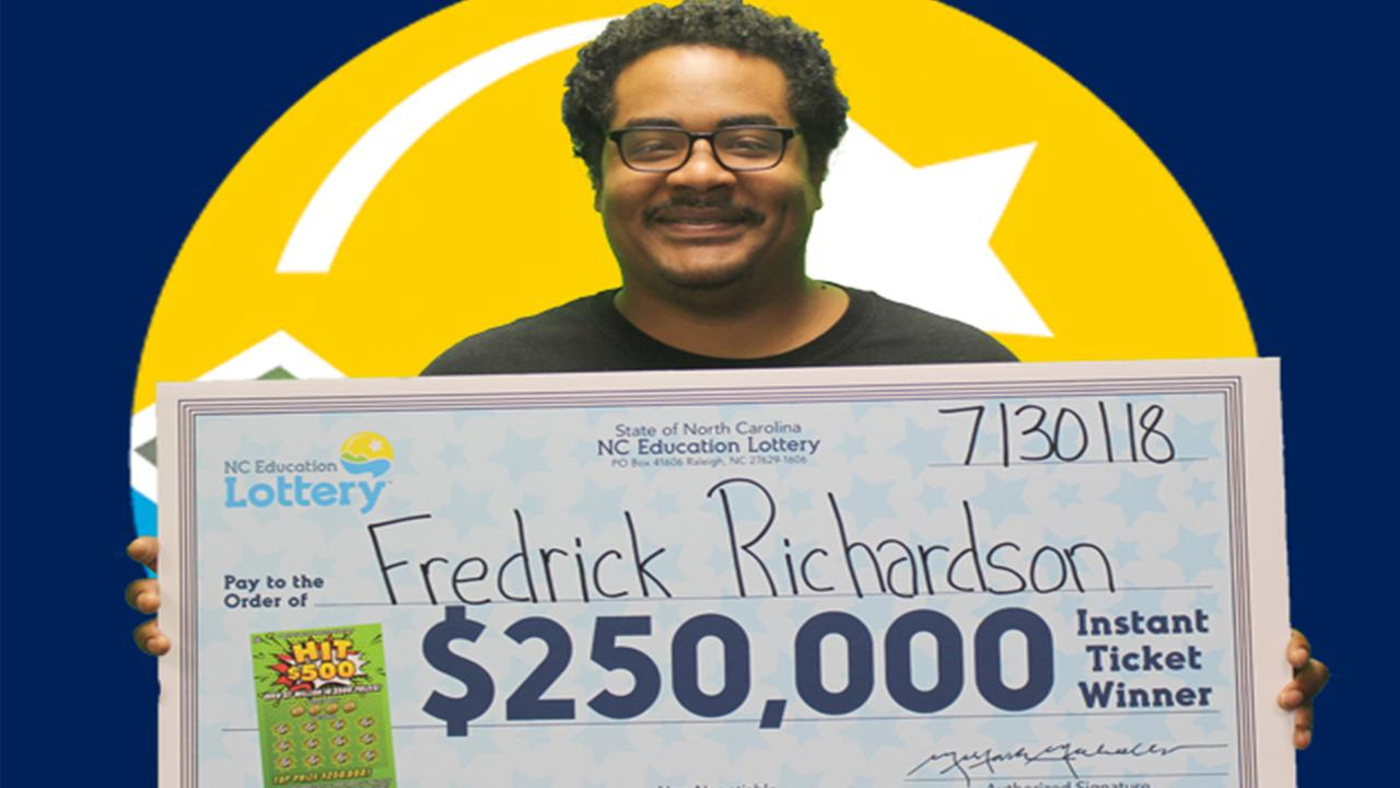 Fredrick Richardson