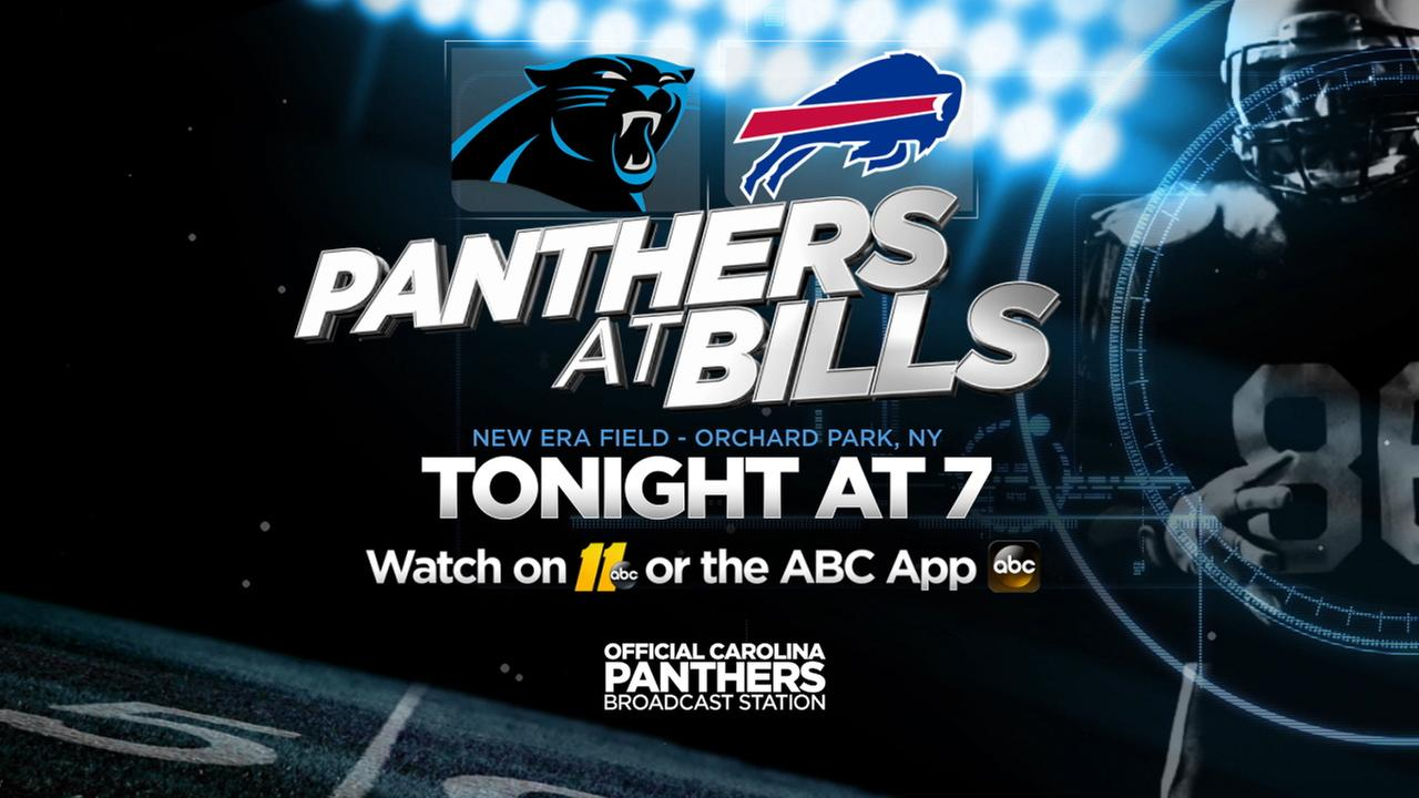 PROGRAMMING ALERT! Panthers preseason coverage to change evening lineup