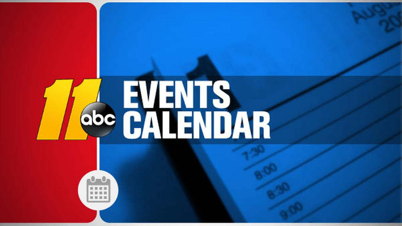 ABC11 Events Calendar