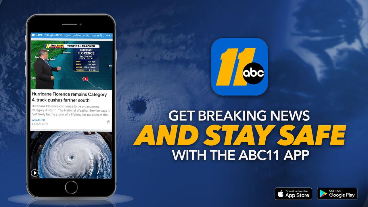 Download the ABC11 App and Get Your Local News Now